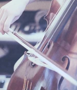 """Chanson """"La Mer"""" für Tatort Berlin mit Rob Wheatley – Cello"""